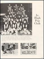 1975 Worth County R-III High School Yearbook Page 72 & 73