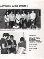 1983 Rockwood High School Yearbook Page 16 & 17