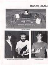 1983 Rockwood High School Yearbook Page 18 & 19
