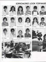 1983 Rockwood High School Yearbook Page 58 & 59