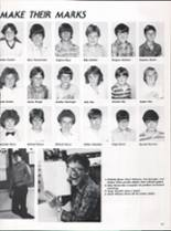 1983 Rockwood High School Yearbook Page 70 & 71