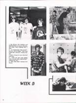 1983 Rockwood High School Yearbook Page 90 & 91