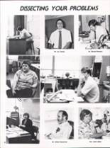 1983 Rockwood High School Yearbook Page 100 & 101