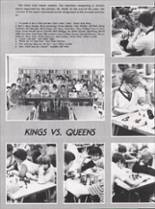 1983 Rockwood High School Yearbook Page 122 & 123