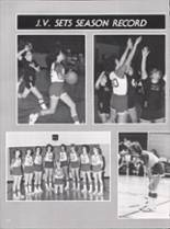 1983 Rockwood High School Yearbook Page 152 & 153