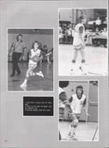 1983 Rockwood High School Yearbook Page 156 & 157