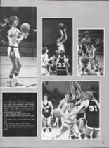1983 Rockwood High School Yearbook Page 158 & 159