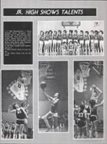1983 Rockwood High School Yearbook Page 162 & 163