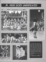 1983 Rockwood High School Yearbook Page 168 & 169