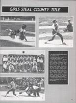 1983 Rockwood High School Yearbook Page 178 & 179