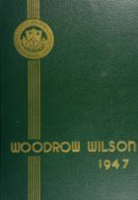 1947 Yearbook Wilson High School