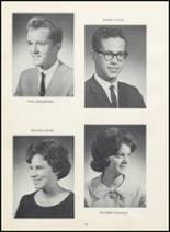 1964 Wisconsin Academy Yearbook Page 16 & 17