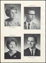 1964 Wisconsin Academy Yearbook Page 20 & 21