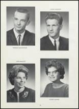 1964 Wisconsin Academy Yearbook Page 22 & 23