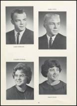 1964 Wisconsin Academy Yearbook Page 26 & 27