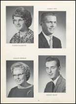 1964 Wisconsin Academy Yearbook Page 28 & 29