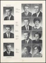1964 Wisconsin Academy Yearbook Page 34 & 35