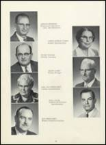 1964 Wisconsin Academy Yearbook Page 52 & 53
