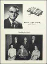 1964 Wisconsin Academy Yearbook Page 54 & 55