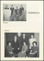 1964 Wisconsin Academy Yearbook Page 58 & 59