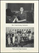 1964 Wisconsin Academy Yearbook Page 64 & 65