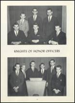 1964 Wisconsin Academy Yearbook Page 82 & 83
