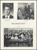 1964 Wisconsin Academy Yearbook Page 90 & 91