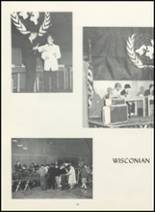 1964 Wisconsin Academy Yearbook Page 94 & 95