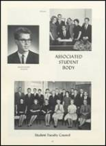 1964 Wisconsin Academy Yearbook Page 96 & 97