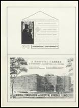 1964 Wisconsin Academy Yearbook Page 100 & 101