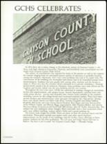 1984 Grayson County High School Yearbook Page 12 & 13