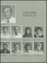 1984 Grayson County High School Yearbook Page 16 & 17