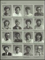 1984 Grayson County High School Yearbook Page 20 & 21