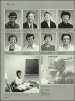 1984 Grayson County High School Yearbook Page 22 & 23