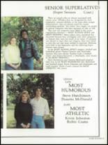1984 Grayson County High School Yearbook Page 24 & 25