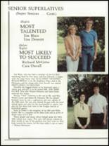 1984 Grayson County High School Yearbook Page 26 & 27