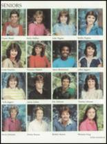 1984 Grayson County High School Yearbook Page 32 & 33