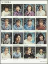 1984 Grayson County High School Yearbook Page 36 & 37