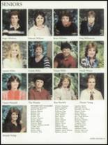 1984 Grayson County High School Yearbook Page 40 & 41