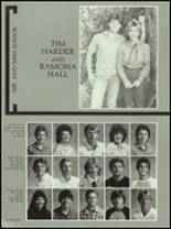 1984 Grayson County High School Yearbook Page 44 & 45