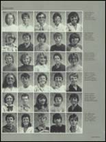1984 Grayson County High School Yearbook Page 48 & 49