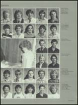 1984 Grayson County High School Yearbook Page 50 & 51