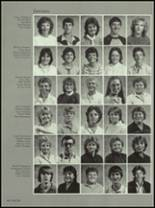 1984 Grayson County High School Yearbook Page 52 & 53