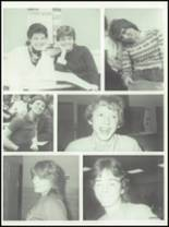 1984 Grayson County High School Yearbook Page 54 & 55