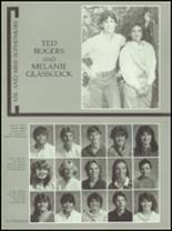 1984 Grayson County High School Yearbook Page 56 & 57