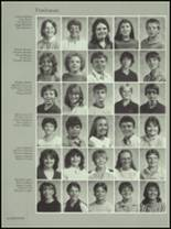 1984 Grayson County High School Yearbook Page 70 & 71
