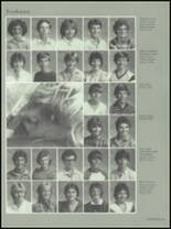 1984 Grayson County High School Yearbook Page 72 & 73