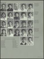 1984 Grayson County High School Yearbook Page 80 & 81