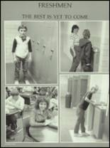 1984 Grayson County High School Yearbook Page 82 & 83