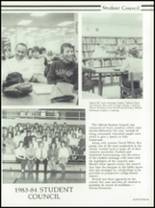 1984 Grayson County High School Yearbook Page 84 & 85